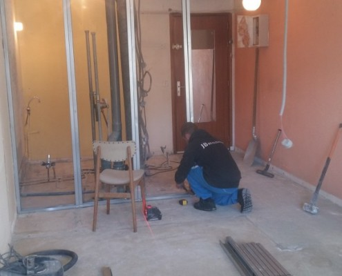 JB Rénovation d'appartement à Bourg Saint Maurice