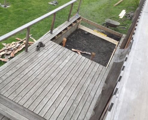 JB Rénovation de chalet et terrasse