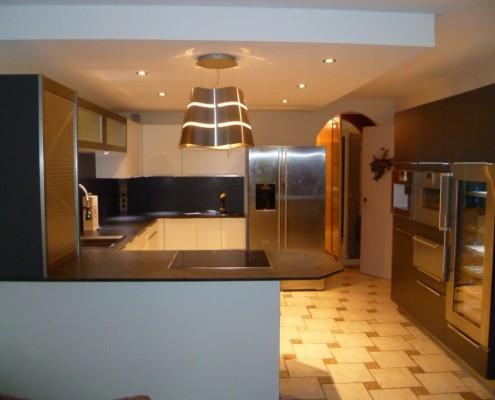 JB Rénovation de cuisine et salon