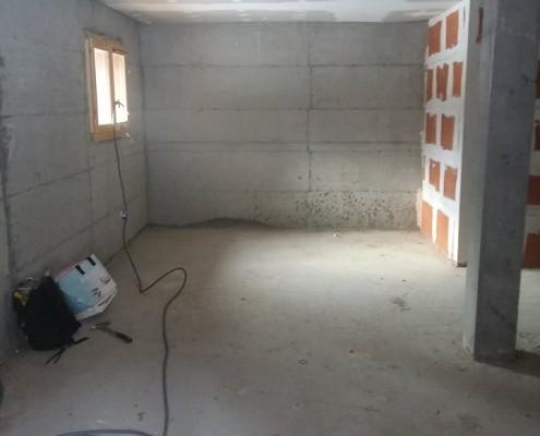 JB Rénovation de chalet à Sainte foy Station