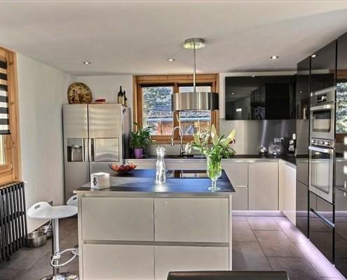 JB Rénovation de chalet et cuisine de luxe