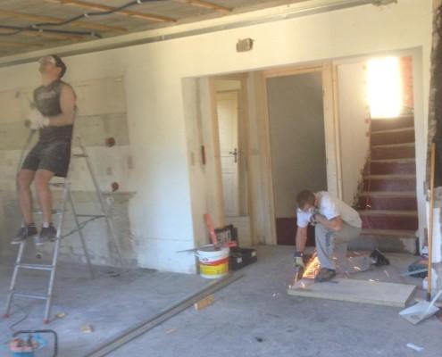 JB Rénovation de chalet